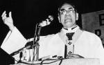 Romero preaching