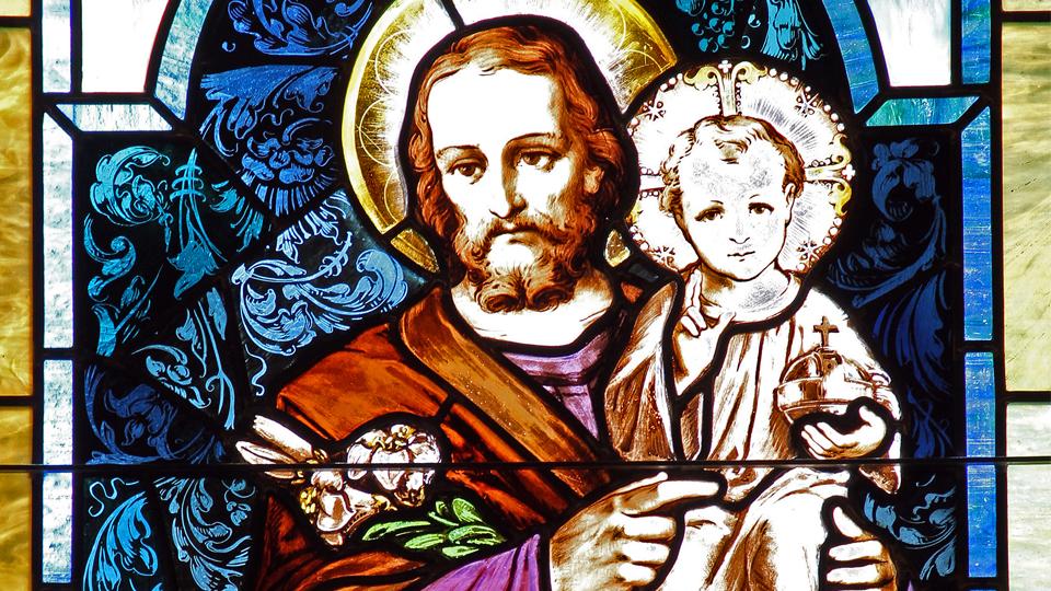Celebrate the Feast of St. Joseph