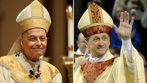 Cardinal George & Archbishop Cupich