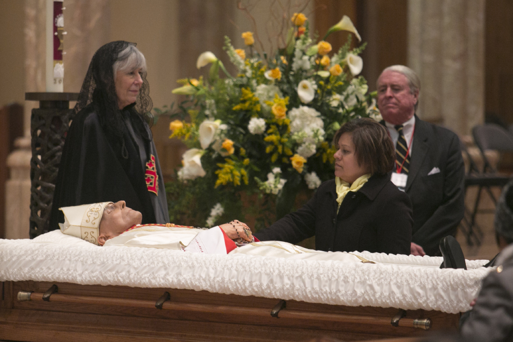 Homily of Archbishop Blase J. Cupich Wake Service for Francis Cardinal George