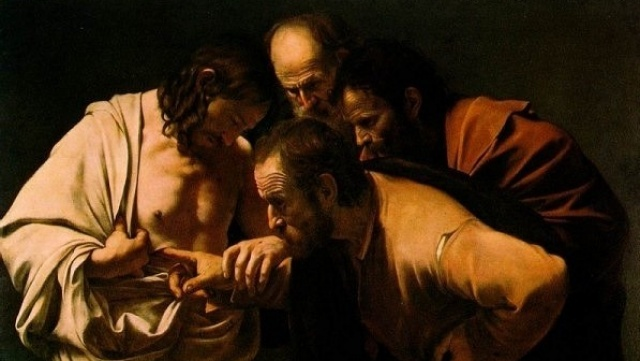 Doubting Thomas cropped