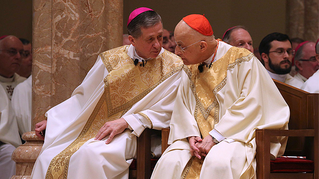 Archbishop Cupich's Statement on the Passing of Cardinal George; S+L to air Funeral Mass