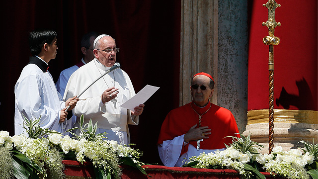 Pope Francis' Urbi et Orbi Address