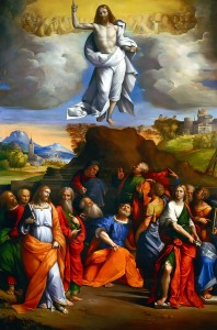 Garofalo Ascension of Jesus