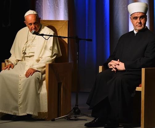 Francis Muslim Sarajevo