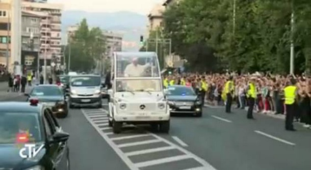 Pope Francis in Sarajevo: Address to Young People of Bosnia-Herzegovina
