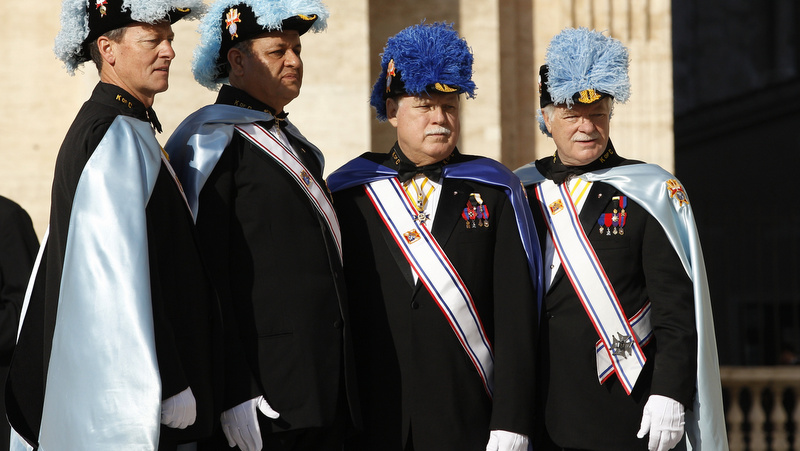 The Strong Arm of the Church: The Knights of Columbus