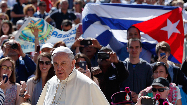 Behind Vatican Walls: Pope Francis in Cuba and US