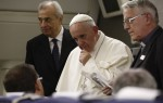 Pope Francis' Mid-Flight Press Conference – Perspectives Daily