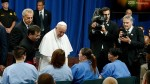 Pope In US: Address to Prisoners at Curan-Fromhold Prison in Philadelphia