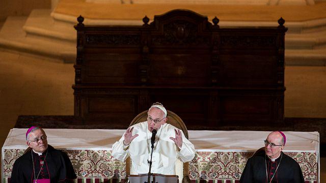 PopePhillySeminary