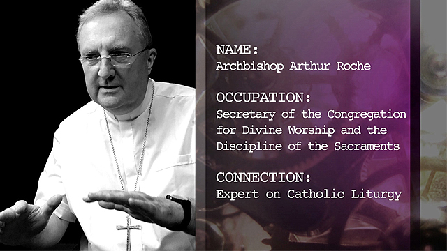 Connect5: Archbishop Arthur Roche on the new Roman Missal