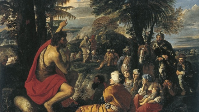 John the Baptist, the Paradox of Advent