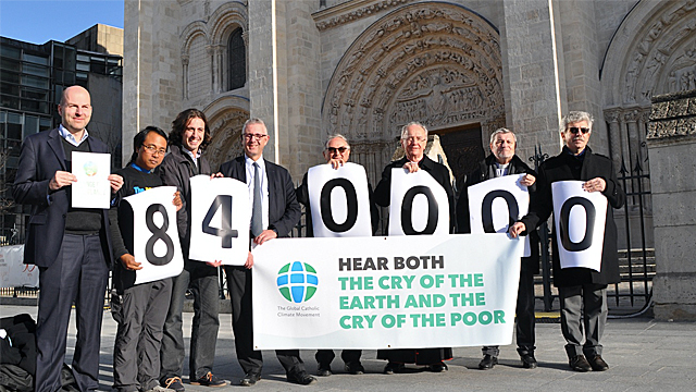 From Parish to Paris: Why the World's Faithful Are Asking for Climate Action