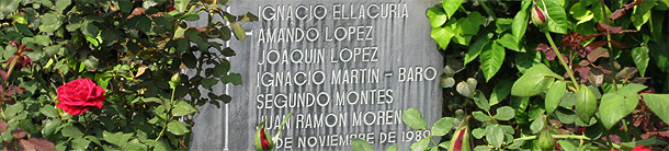 29 Years ago at UCA in El Salvador: Jesuit Martyrs and their