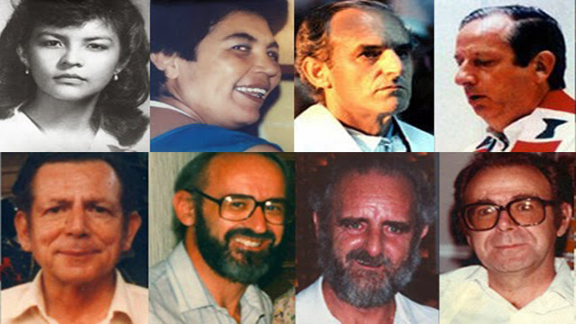 29 Years ago at UCA in El Salvador: <br>Jesuit Martyrs and their Friends taught us the meaning of an authentic Catholic Education