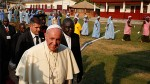 Pope In CAR: Address to Evangelical Communities