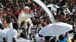 Pope In Uganda: Address at Meeting with Youth Unscripted