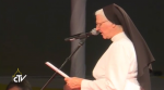 Pope In Kenya: Address of  Sr. Michael Marie Rottinghaus