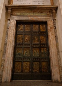 Holy Door Rome