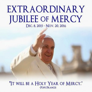 Holy Year of Mercy 2015