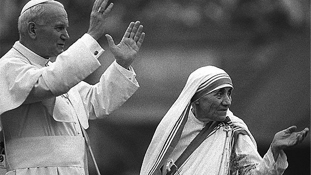 The Face of Mercy in Calcutta's Gutters: Mother Teresa to be proclaimed a Saint