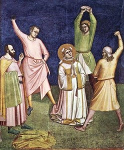 Martyrdom Stephen
