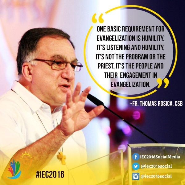 TR Evangelization Humility