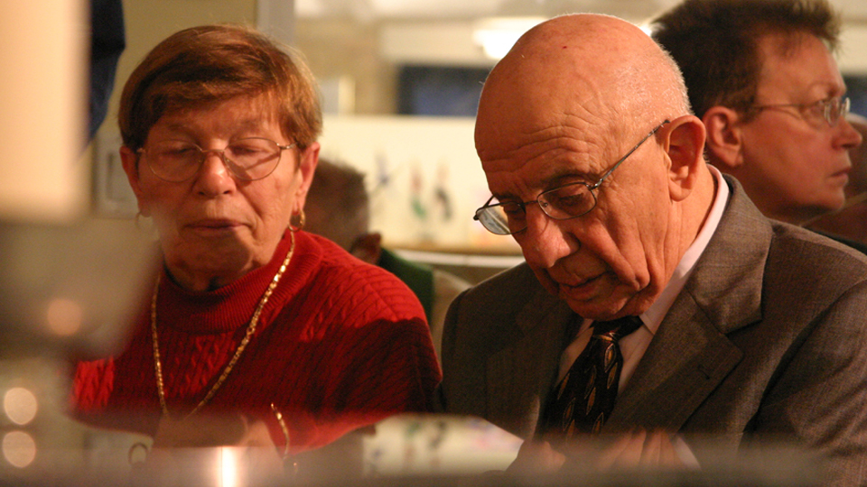Funeral Homily for Gaetano Gagliano (1917 – 2016)
