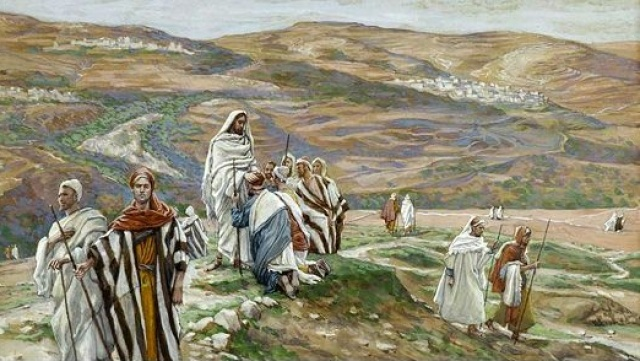 Jesus Prepares Witnesses to Himself and His Ministry
