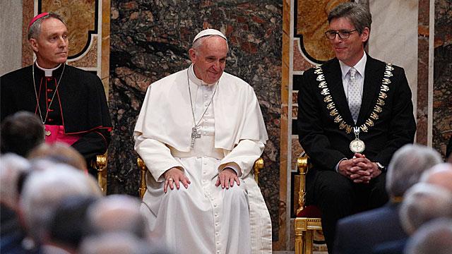 PopeCharlamagne