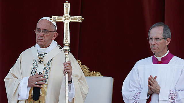 Pope Francis' Homily for Corpus Christi