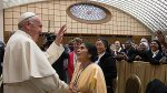 UISG president issues statement on meeting with Pope Francis