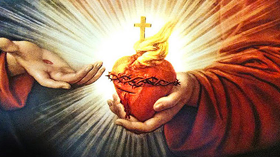 Devotion to the Sacred Heart of Jesus <br> has suffered cardiac arrest
