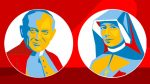 St. Faustina Kowalska and St. John Paul II: Patron Saints of World Youth Day 2016 in Krakow