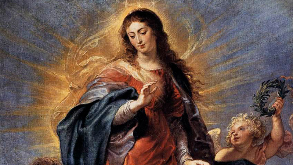 Biblical Foundations of Marian Piety and Devotion as we prepare for the Solemnity of the Immaculate Conception of Mary on December 8