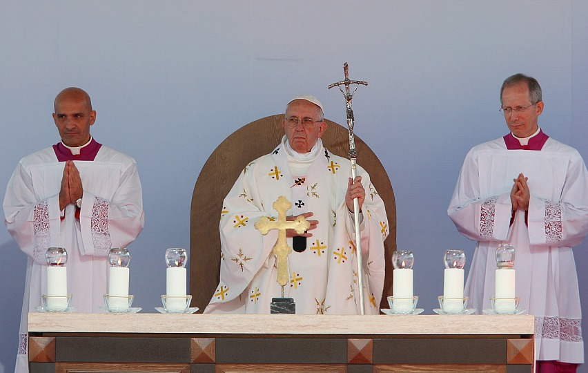 Pope Francis in Georgia: Homily during Mass in Tbilisi