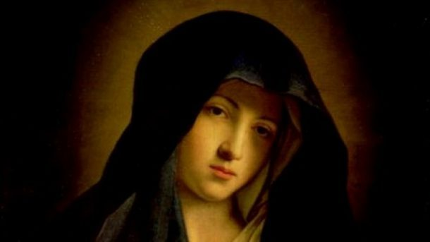 Meditation for the Feast of Our Lady of Sorrows September 15, 2017