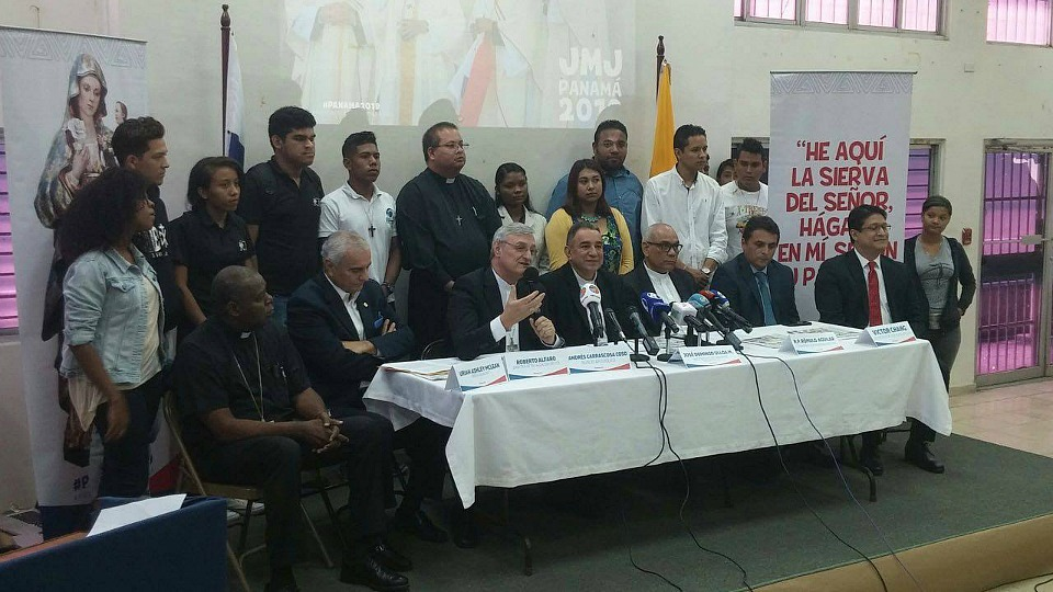 Official Announcement of WYD 2019 in Panama City
