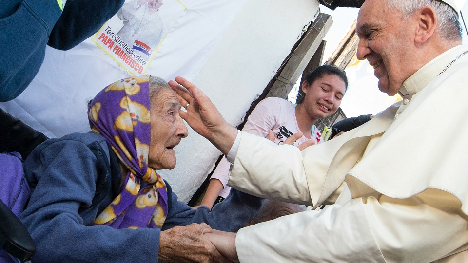 Loving people to life: How Pope Francis stands for life