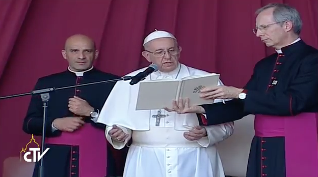 Pope in Egypt: Address during Prayer Meeting