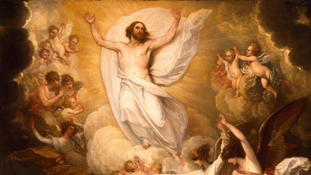 "Ascension of the Lord: ""Space Travel"" of the Heart"