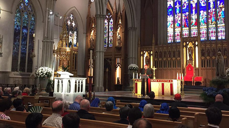 Cardinal Muller Address