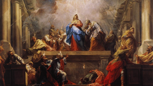 Viewing the Church through the Lenses of Pentecost