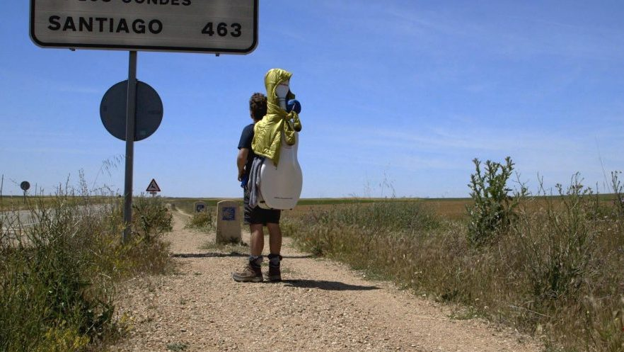 SLHour: Walking the Camino with a Cello and the Porn Myth
