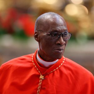 Msgr. Jean Zerbo – Archbishop of Bamako