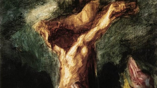 Following Jesus implies suffering and a cross