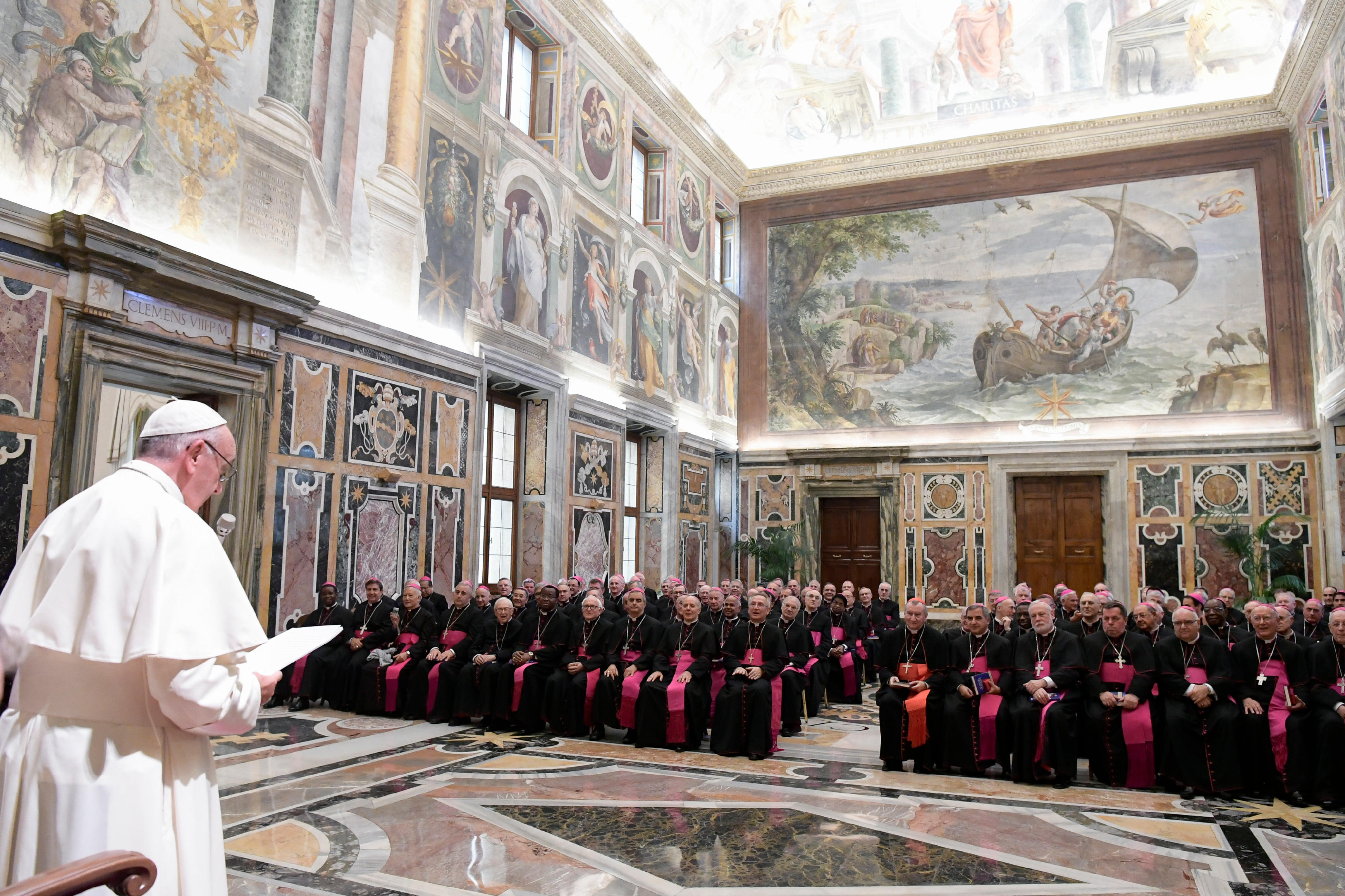 Words of Advice From The Pope to New Bishops – Perspectives Daily