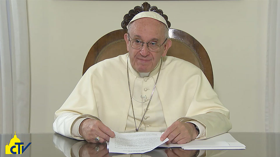 Video Message of the Holy Father Francis For His Imminent Apostolic Trip to Myanmar