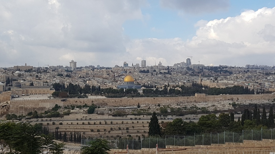 On Pilgrimage: What is Jerusalem's Worth?